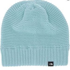 The North Face Knit Beanie in Windmill Blue